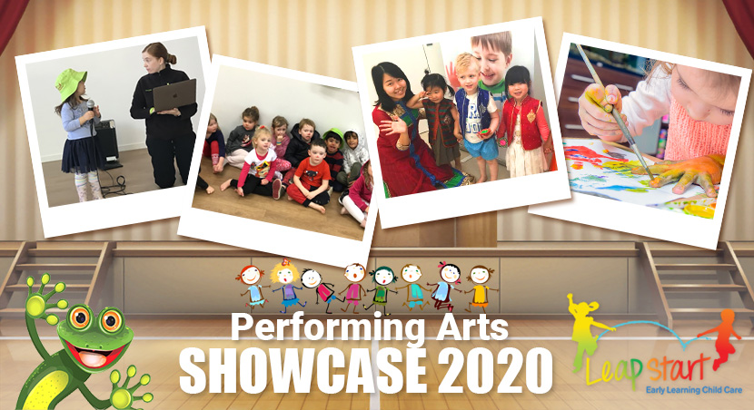 Performing Arts Showcase 2020