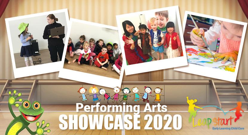 Performing Arts Showcase 2020