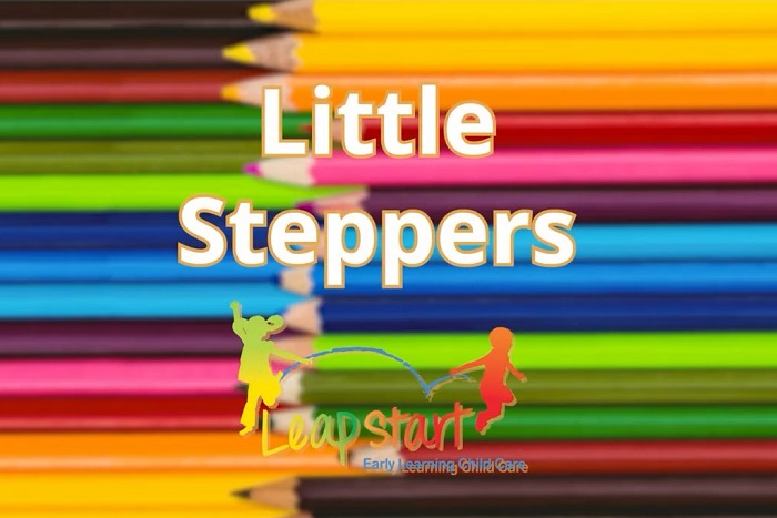 Our Little Steppers